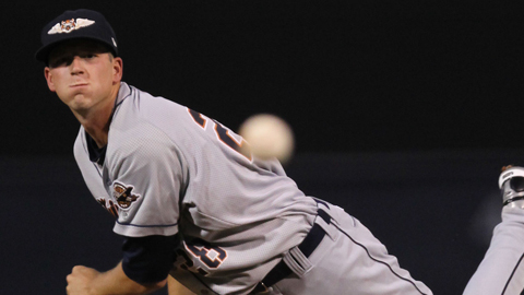 Drew Smyly fanned 10 on Monday. His previous career high was eight.