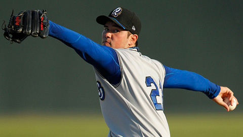 Zach Lee posted a 5.20 strikeout-to-walk ratio in the California League.